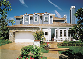 Cover Up Construction - a great siding project is made better with our quality materials.